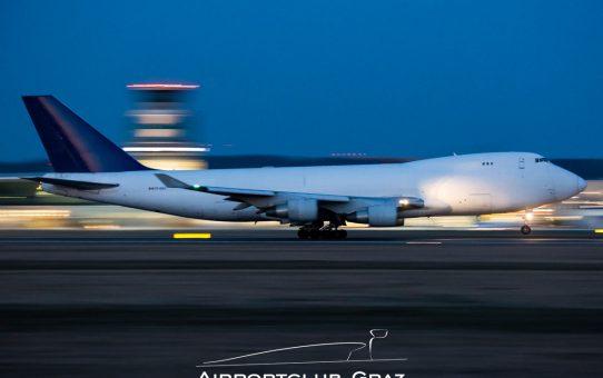 Fotostrecke: Aerotranscargo Boeing 747 ER-BBJ