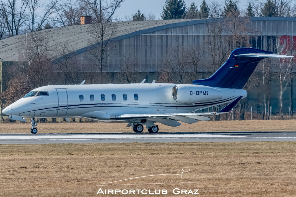 Bombardier BD-100-1A10 Challenger 350 D-BPMI