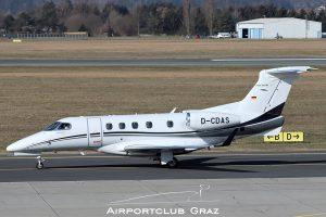 DAS Private Jets Embraer 505 Phenom 300 D-CDAS