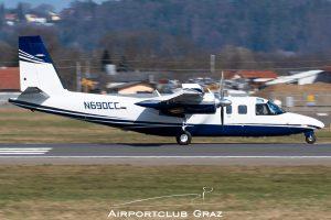 TJ Air Holdings Rockwell 690B Turbo Commander N690CC