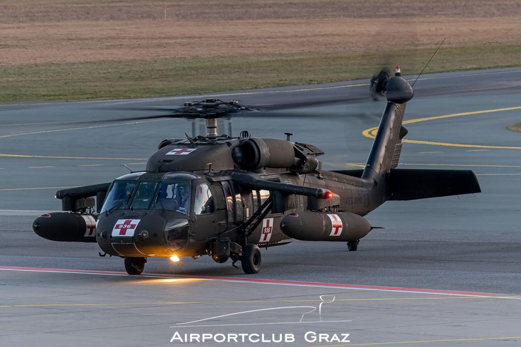 United States - US Army Sikorsky UH-60M Blackhawk 84-23936