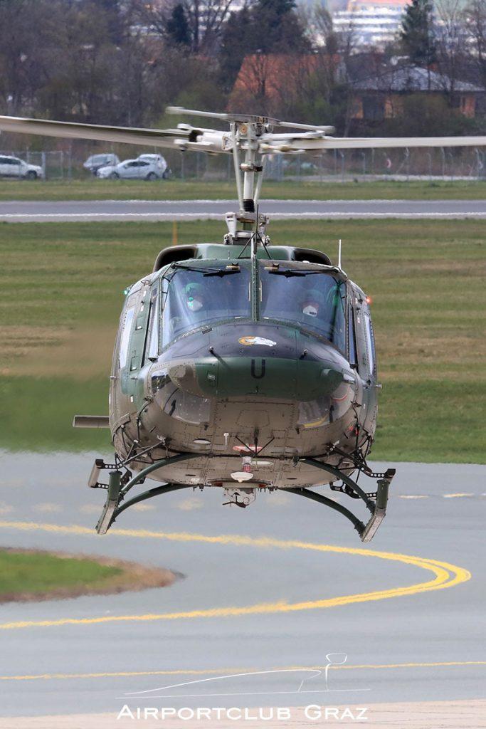 Bundesheer Agusta-Bell AB-212AM 5D-HU