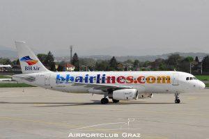 BH Air Airbus A320-232 LZ-BHH
