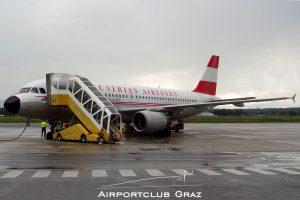 Austrian Airlines Airbus A320-214 OE-LBP