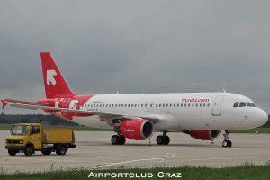 Niki Airbus A320-214 OE-LEL