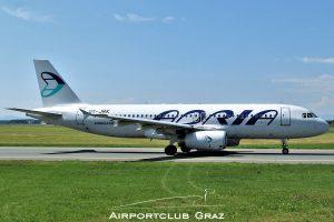 Adria Airways Airbus A320-231 OY-JRK