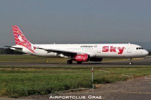 Sky Airlines Airbus A321-231 TC-SKI