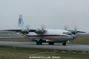 Ukraine Air Alliance Antonov An-12BK UR-CAJ