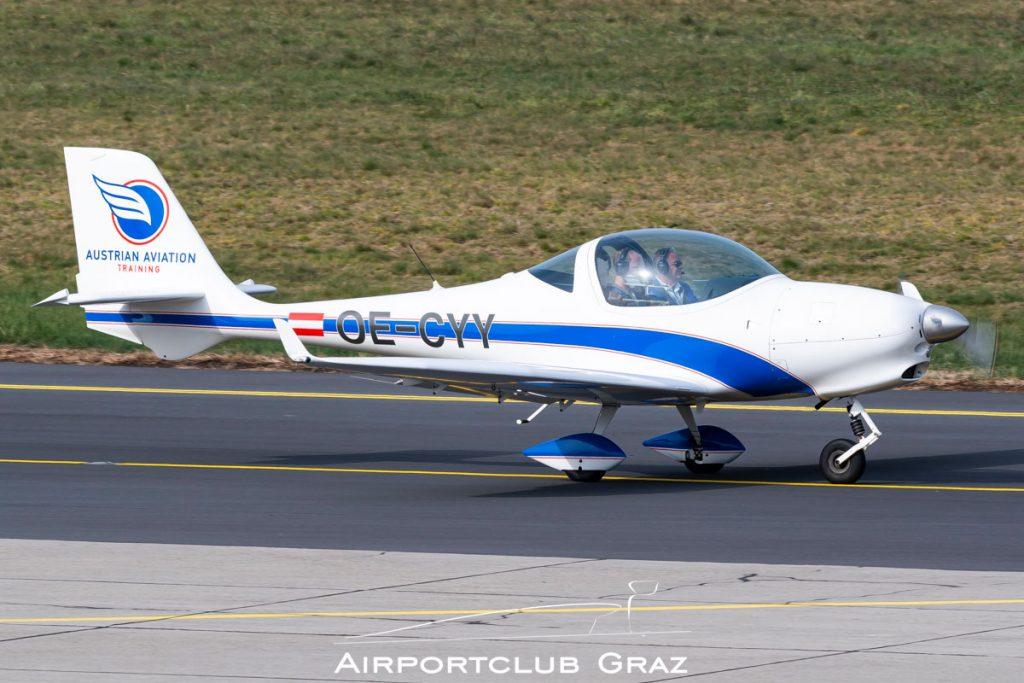 Austrian Aviation Training Aquila A210 OE-CYY