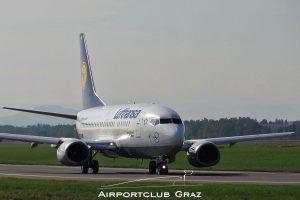Lufthansa Boeing 737-530 D-ABIS