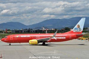 TUIfly Boeing 737-8K5 D-AHFZ