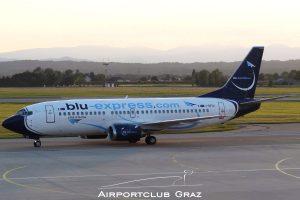 Blu-express Boeing 737-36Q I-BPAI