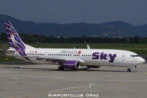 Sky Airlines Boeing 737-94XER TC-SKN