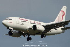 Tunisair Boeing 737-6H3 TS-IOM