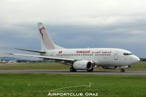 Tunisair Boeing 737-6H3 TS-IOP