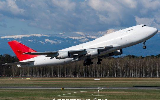 Fotostrecke: Aerotranscargo Boeing 747 ER-BBB
