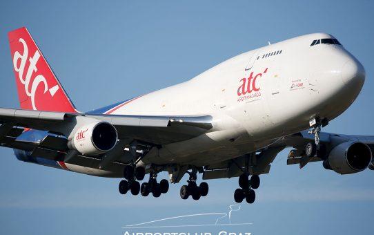 Fotostrecke: Aerotranscargo Boeing 747 ER-JAI