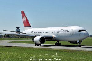 Meridiana Boeing 767-23B(ER) I-AIGH
