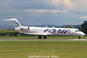Adria Airways CRJ-701ER S5-AAY