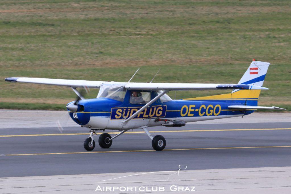 Südflug Cessna 150 OE-CGO