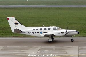Century Airbirds Cessna 425 Conquest I OE-FBH