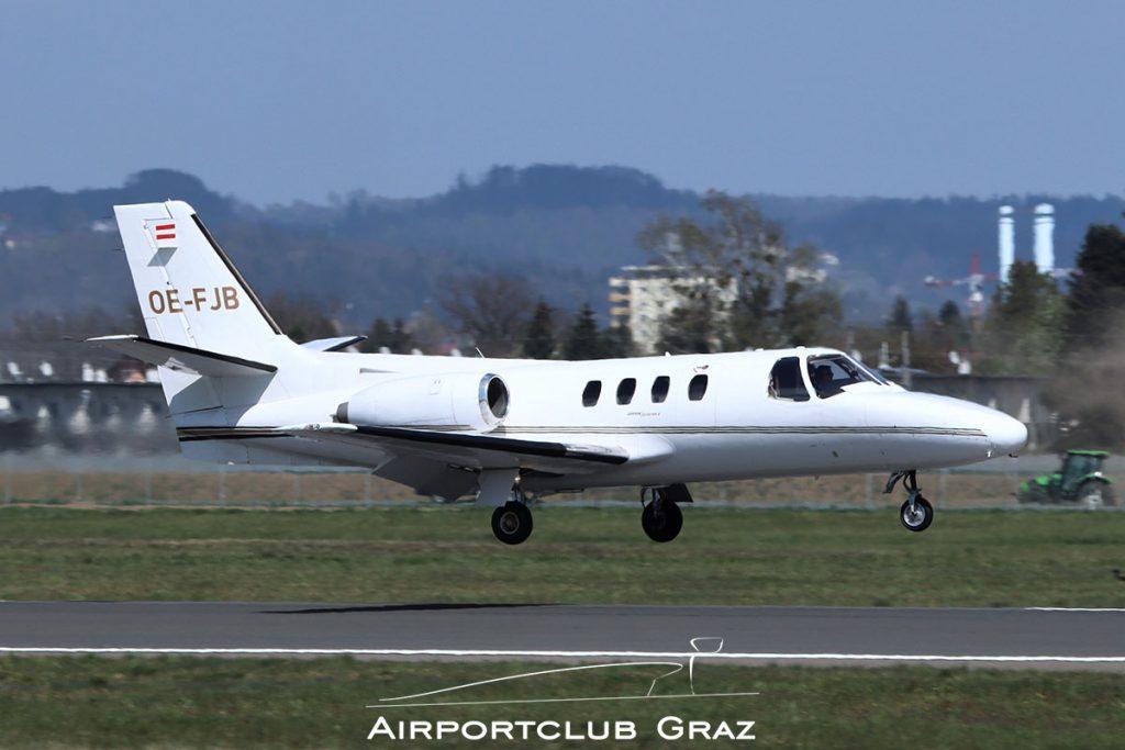 LOFT Aviation Cessna 501 Citation I/SP OE-FJB