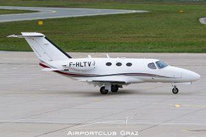 Cessna 510 Citation Mustang F-HLTV