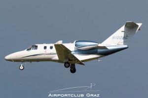 Eolo Aviation Cessna 525 CitationJet M2 N100MC