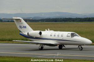 ABC Bedarfsflug Cessna 525 CitationJet 1 OE-FMI