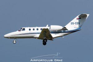 Eagle Express Cessna 525 Citation CJ1 S5-CEG