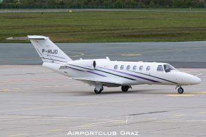 Ixair Cessna 525A CitationJet 2 Plus F-HIJD