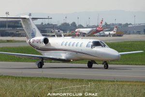 Opera Jet Cessna 525A CitationJet 2 OM-OPE