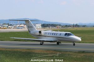 Albinati Aviation Cessna 525C CitationJet 4 HB-VPA