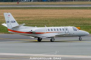 The Flying Bulls Cessna 560 Citation Encore OE-GDM