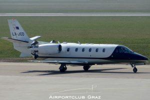 Cessna 560XL Citation Excel LX-JCD