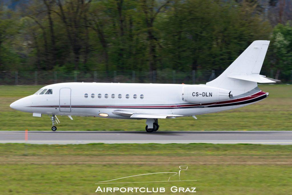 NetJets Europe Dassault Falcon 2000EX CS-DLN