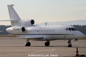 Andersson Business Jet Dassault Falcon 900EX SE-DJM