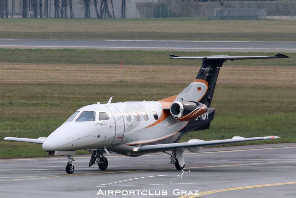 Arcus-Air Embraer 500 Phenom 100 D-IAAY