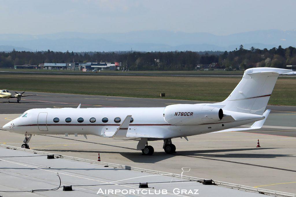 Executive Jet Management Gulfstream G550 N780CR