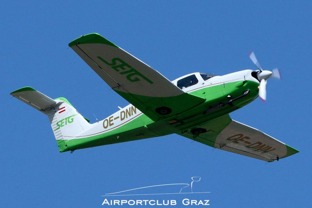 Luftsportverband Salzburg Piper PA-28RT-201 Arrow IV OE-DNN