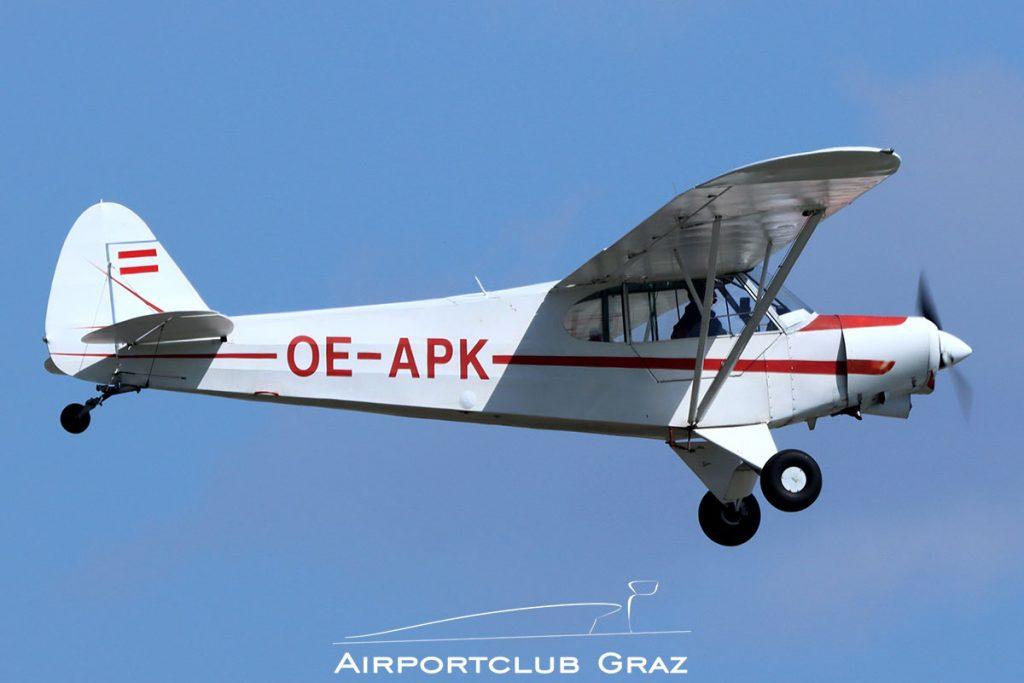 Klagenfurter Flugsport Club Piper PA18-150 Super Cub OE-APK