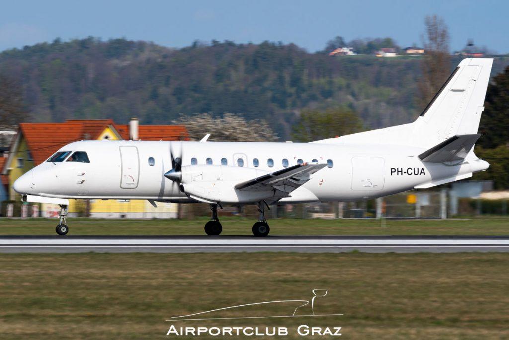 JetNetherlands Saab 340B PH-CUA