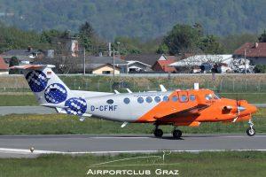 Flight Calibration Services Beechcraft B300 King Air 350 D-CFMF