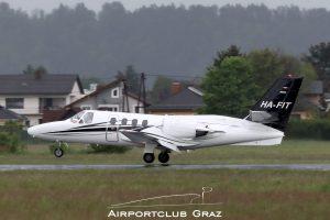 Cessna 500 Citation I HA-FIT
