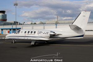 Sun-Air Cessna 501 Citation SP OY-JJN