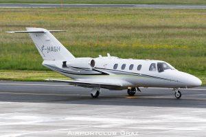 Cessna 525 CitationJet 1 F-HAGH