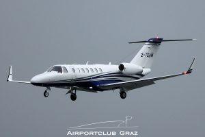 One Team One Dream Ltd Cessna 525B CitationJet CJ3+ 2-TEAM
