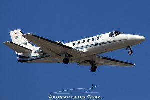 Heli-Flight Cessna 550B Citation Bravo D-CDSO