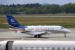 Astonjet Cessna 680A Citation Latitude F-HATV