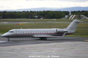 VistaJet Bombardier CL-600-2B19 Challenger 850 9H-ILZ